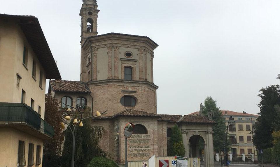Chiesa Madonna Fontana