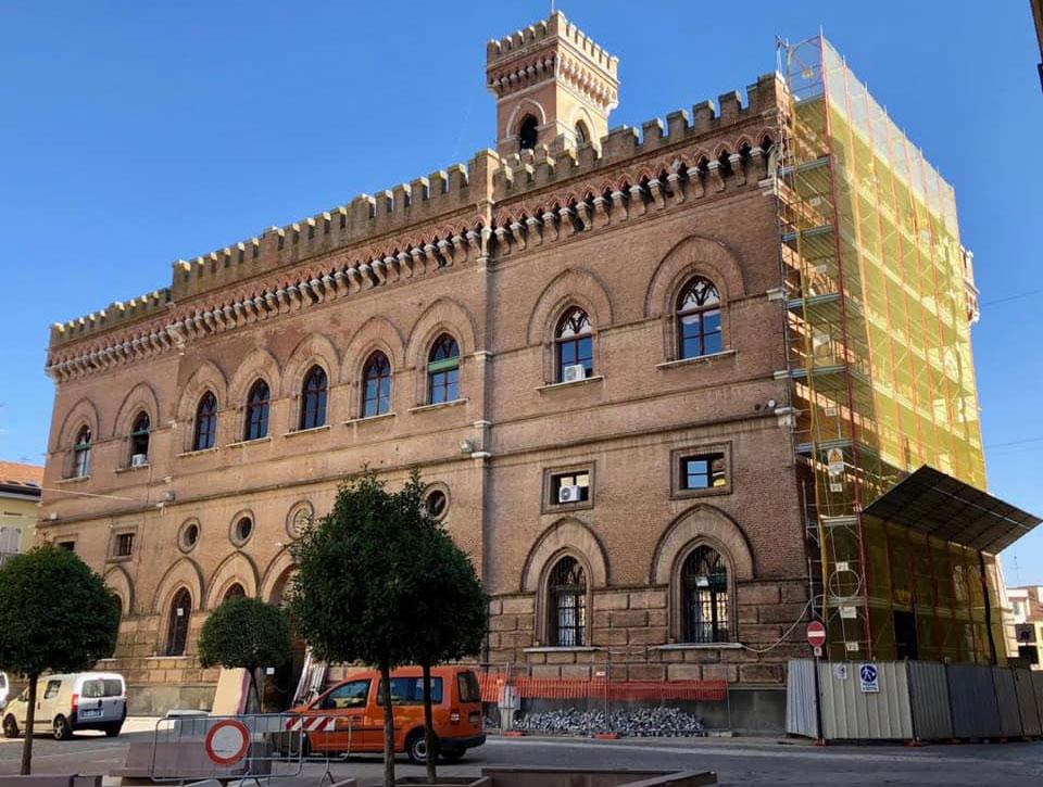 Restauro Palazzo Municipale