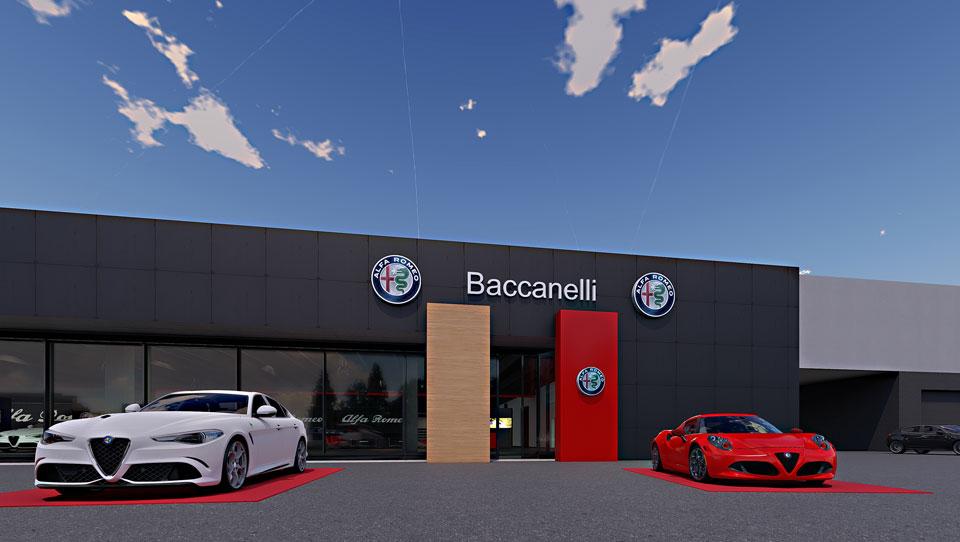 Nuovi Progetti - Concessionaria Baccanelli