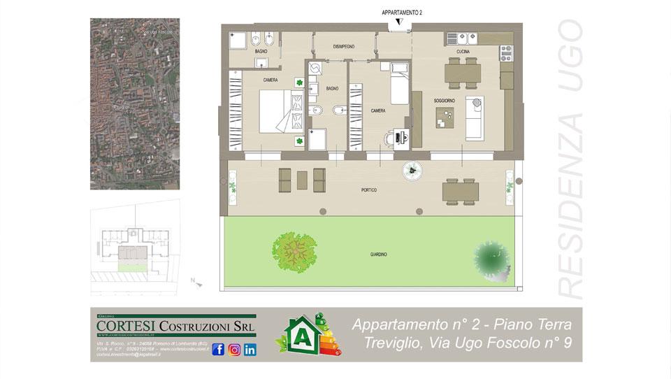 Residenza Ugo Building - Treviglio