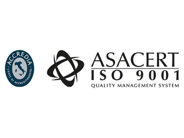 ASACERT ISO 9001