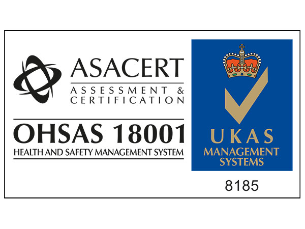 ASACERT OHSAS 18001