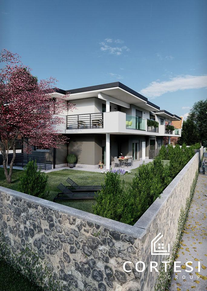 Appartamenti in villa Martinengo